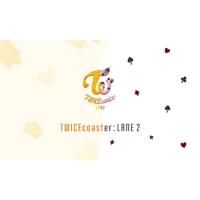 트와이스(TWICE) -  SPECIAL ALBUM / TWICEcoaster : LANE 2 <포스터 종료>  티티 TT ㅜㅜ Knock Knock 낙낙 노크노크 녹아요