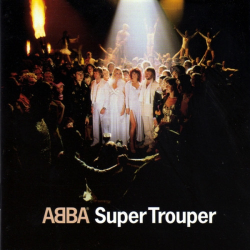 Abba (아바) - Super Trouper [수입]