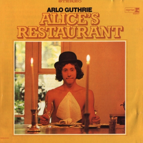 Arlo Guthrie - Alice's Restaurant [수입]