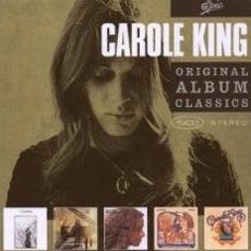 Carole King - Original Album Classics [5CD] [수입]