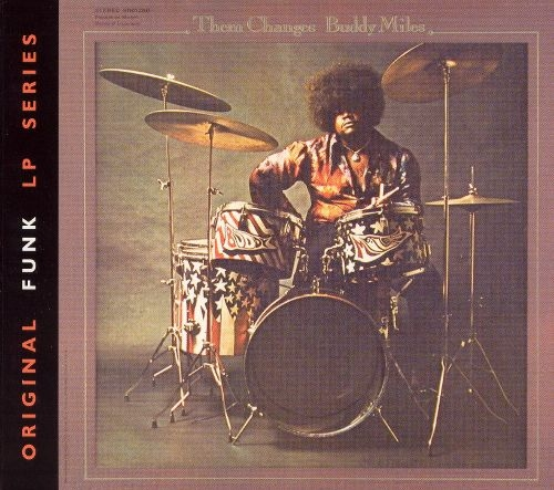 Buddy Miles - Them Changes(Digipack) [수입]