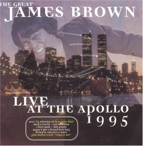 James Brown - Live at the Apollo 1995 [수입]