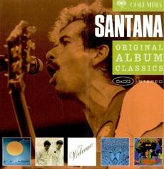 Santana - Original Album Classics [수입]