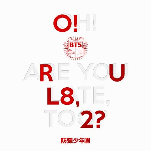 방탄소년단(BTS) - 미니앨범 : O!RUL8,2? 진격의 방탄
