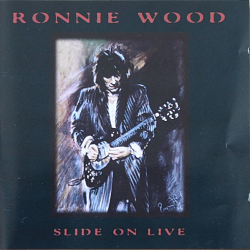 Ronnie Wood ‎- Slide On Live [수입]