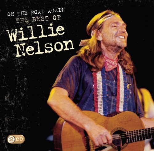 Willie Nelson ‎– On The Road Again: The Best Of Willie Nelson [수입] [2CD]