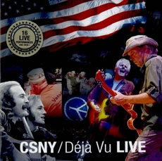 Crosby Stills Nash & Young - Deja Vu Live [수입]