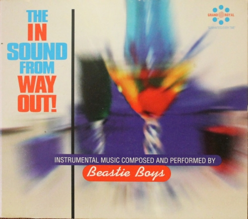 Beastie Boys ‎– The In Sound From Way Out! [DIgi-pak] [수입]