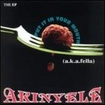 Akinyele - Put It in Your Mouth [수입]