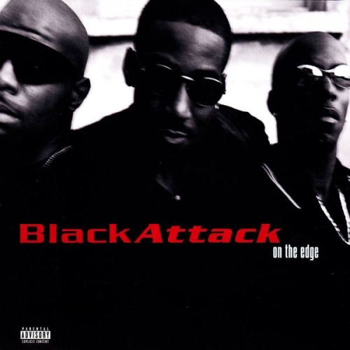 Black Attack - On The Edge [수입]