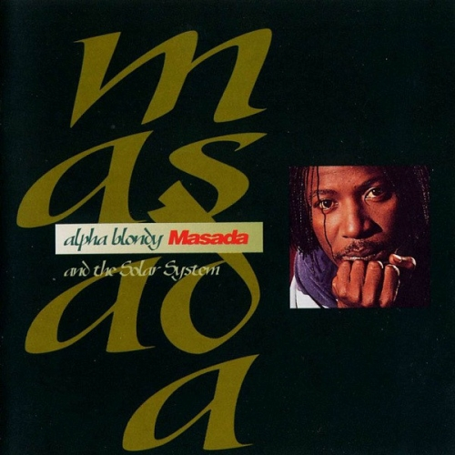 Alpha Blondy ‎- Masada [수입]
