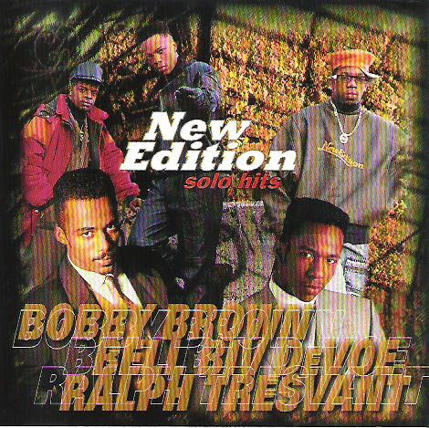New Edition - Solo Hits