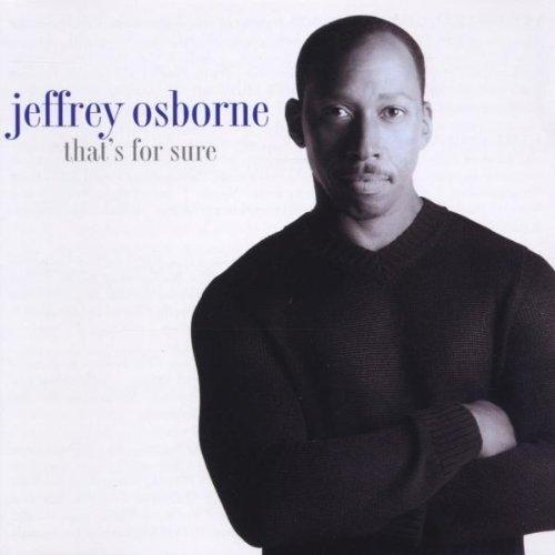 Jeffrey Osborne - That's for Sure [수입]