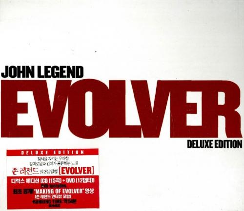 John Legend - Evolver [CD+DVD 디럭스 에디션]