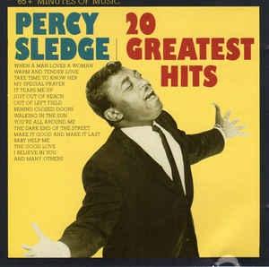 Percy Sledge – 20 Greatest Hits