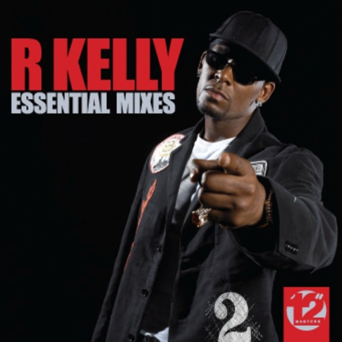 """R. Kelly - 12"""" Masters """"The Essential Mixes"""""""