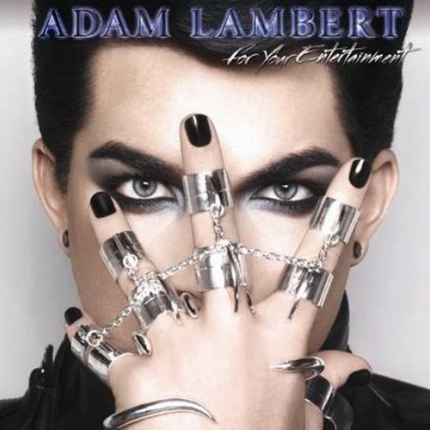 Adam Lambert - For Your Entertainment [CD+DVD][Tour Edition]