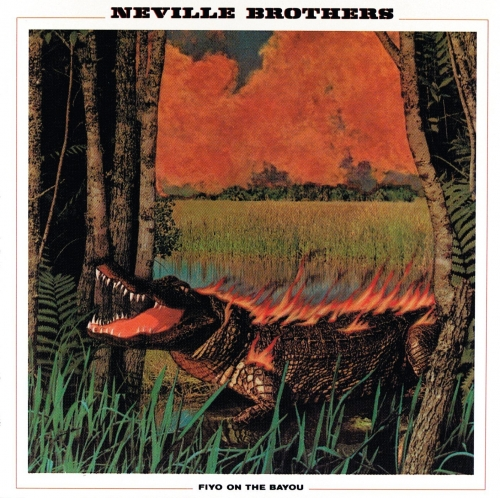 Neville Brothers - Fiyo On The Bayou [수입]