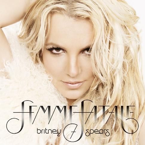 Britney Spears - Femme Fatale [Standard Version 디지팩]