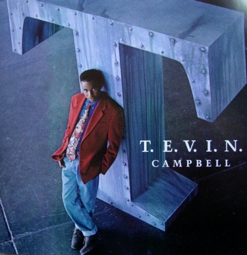 Tevin Campbell - T.E.V.I.N.