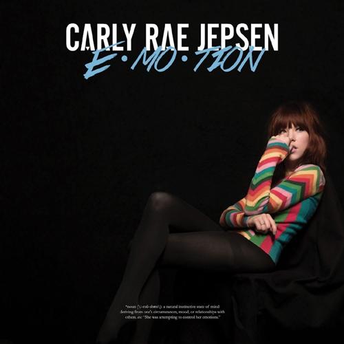 Carly Rae Jepsen - E-MO-TION [스탠더드 에디션]