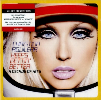 Christina Aguilera - Keeps Gettin' Better: A Decade Of Hits [Cd+Dvd] [수입]