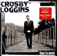 Crosby Loggins - Time To Move [수입]