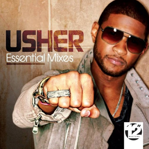 "Usher - 12"" Masters ""The Essential Mixes"""