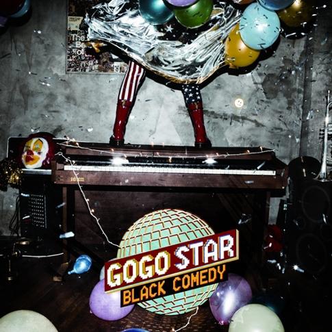 고고스타 (Gogo Star) - 2집 Black Comedy