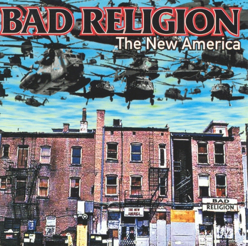 Bad Religion - New America [수입]