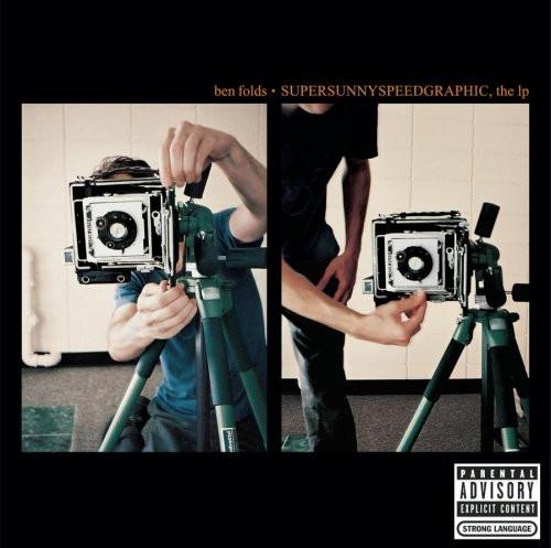 (LP아님)Ben Folds - Supersunnyspeedgraphic, The LP [수입]