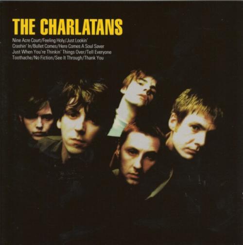 Charlatans - Charlatans UK [수입]