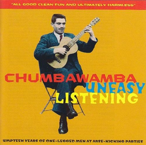 Chumbawamba - Uneasy Listening