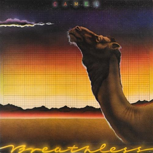 Camel - Breathless [수입]