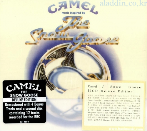 Camel - Snow Goose [2CD Deluxe Edition] [수입]