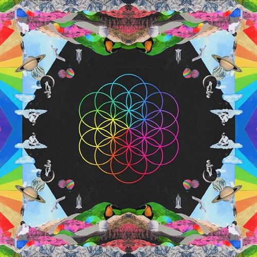 Coldplay (콜드플레이) - 7집 A Head Full Of Dreams adventure of a lifetime [수입]