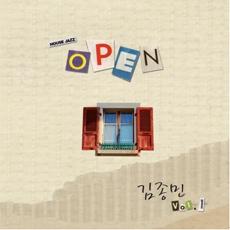 김종민 싱글 1집 - Open
