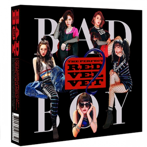 레드벨벳(Red Velvet) 2집 - 리패키지 : The Perfect Red Velvet - Bad Boy  컴백