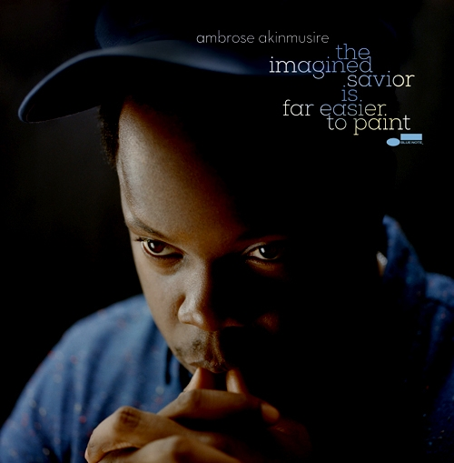 Ambrose Akinmusire - The Imagined Savior is far easier to print