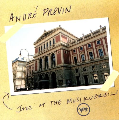 André Previn - Jazz at the Musikverein