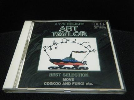 Art Taylor - Best Selection Move Cookoo And Fungi etc. [수입]