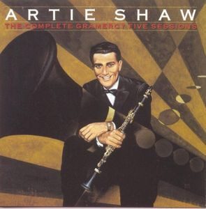 Artie Shaw  ‎– The Complete Gramercy Five Sessions [수입]