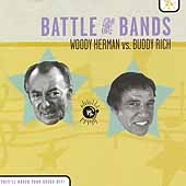 Woody Herman Vs.  Buddy Rich – Battle Of The Bands [수입]