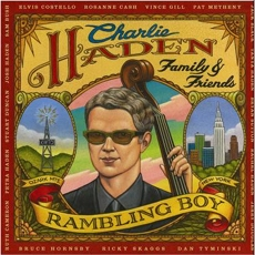 Charlie Haden - Family & Friends (Rambling Boy) [수입]