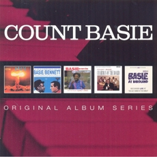 Count Basie - Original Album Series [5CD] [수입]