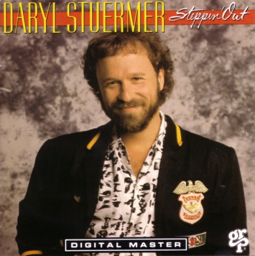 Daryl Stuermer – Steppin' Out [수입]