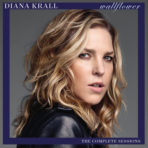 Diana Krall (다이애나 크롤)- Wallflower (The Complete Sessions) [수입]