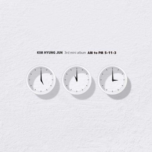 김형준 - 미니 3집 AM to PM 5-11-3