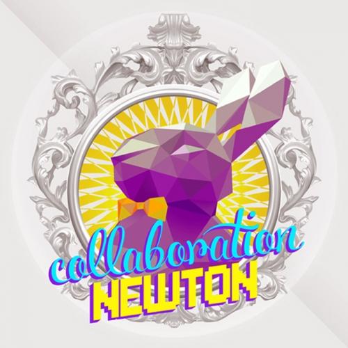 뉴튼(Newton) - Collaboration [EP] (겉비닐 손상)