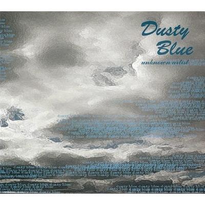 더스티블루(Dusty Blue) - Unknown Artist [재발매]